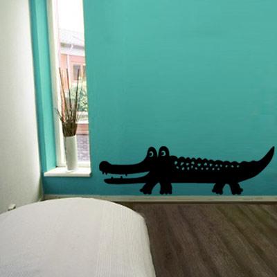 vinilo decorativo cocodrilo