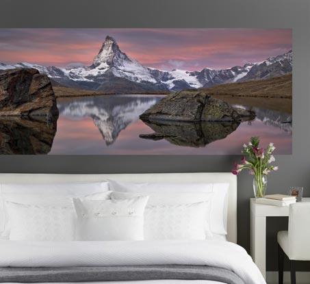 fotmural panoramico matterhorn